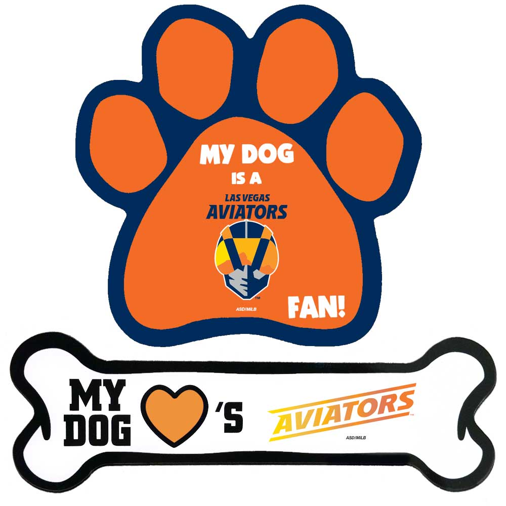 All Star Dogs: Las Vegas Aviators Pet Products