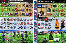 All Star dogs Catalog