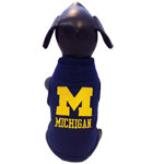 Wolverines dog Athletic  Jersey